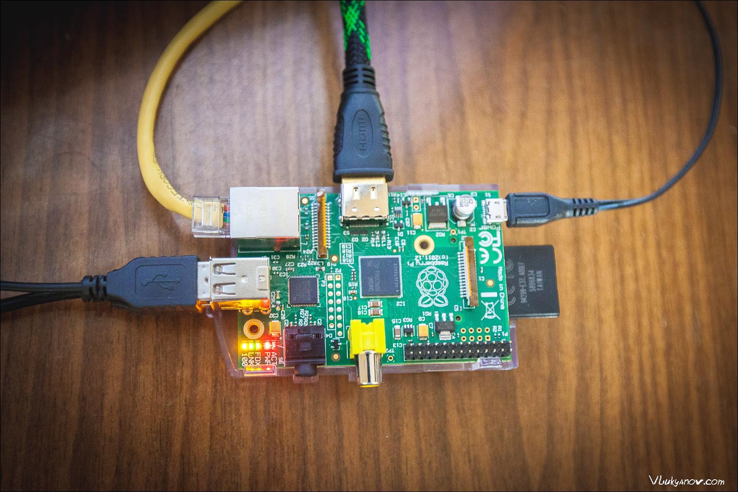 Блог о компьютерах  и компьютерной технике, Москва, Владимир Лукьянов, Raspberry Pi