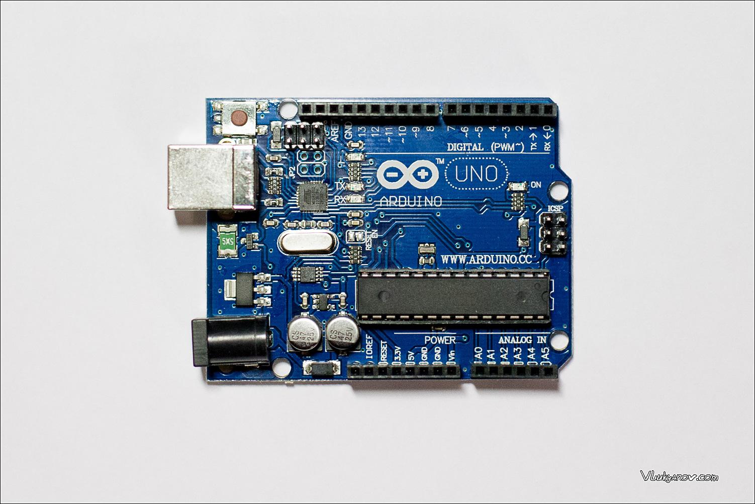 Блог о компьютерах  и компьютерной технике, Москва, Владимир Лукьянов, Arduino,