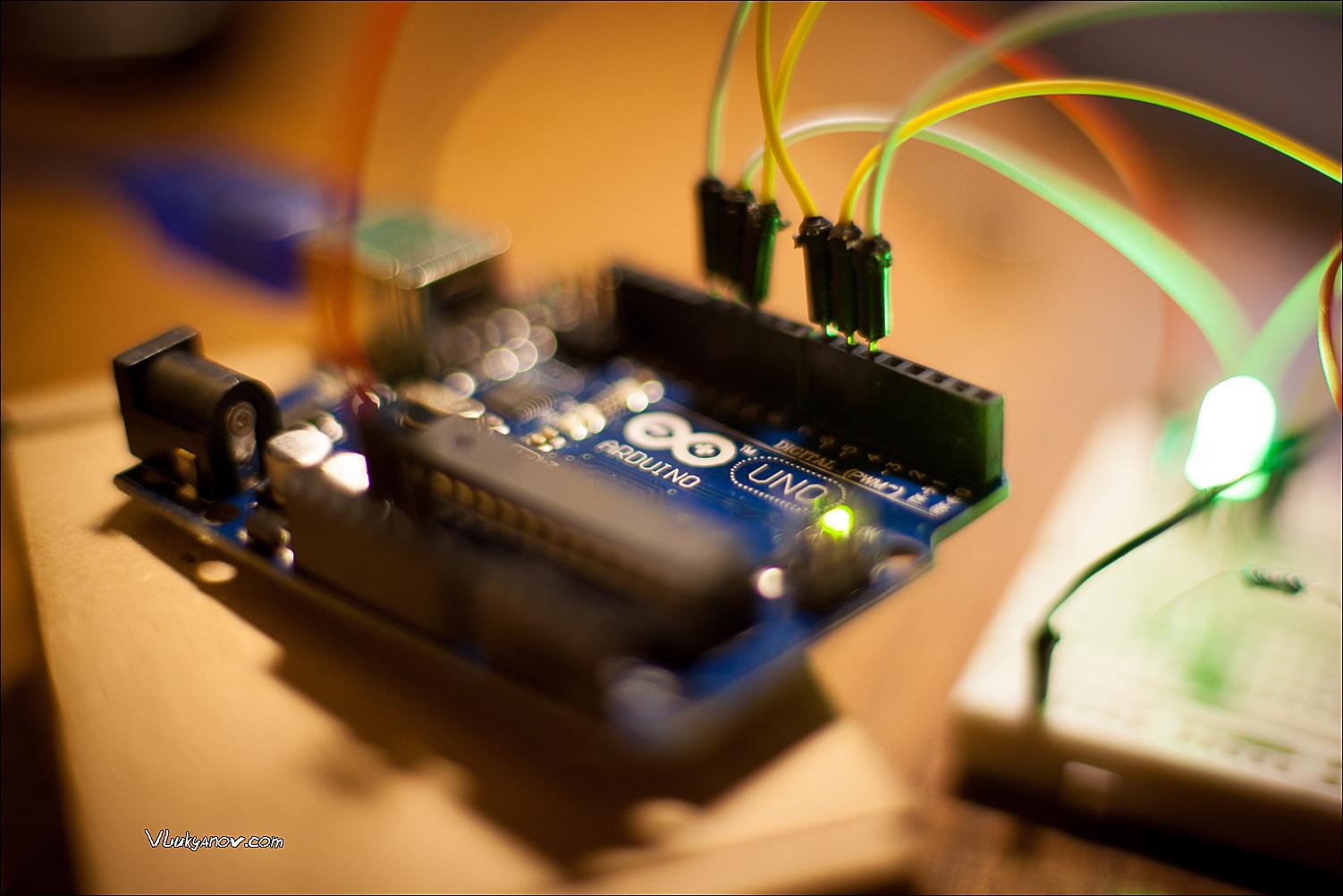 Блог о компьютерах  и компьютерной технике, Москва, Владимир Лукьянов, Arduino